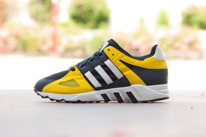 adidas Originals EQT Guidance '93 Black/Yellow