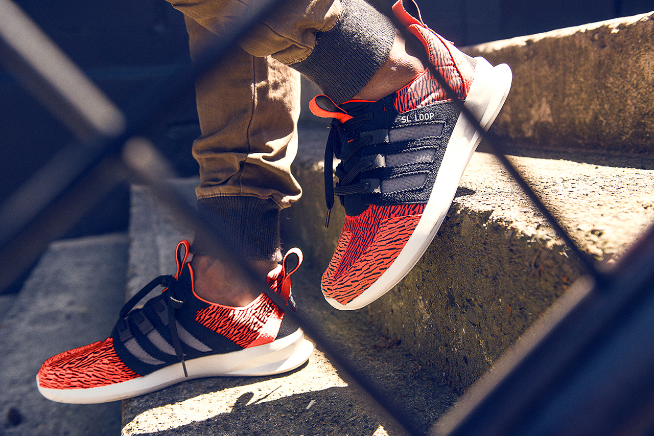 adidas originals sl loop runner munich pack