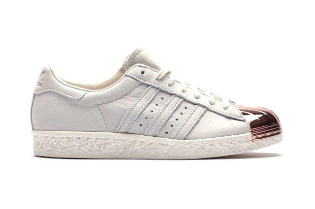 adidas Originals Superstar 80s White/Copper