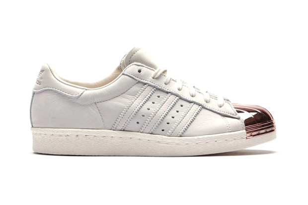 adidas Originals Superstar 80s White/Copper