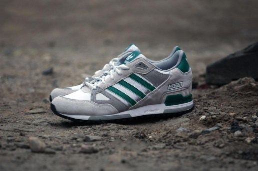 adidas Originals ZX 750 EQT White/Green