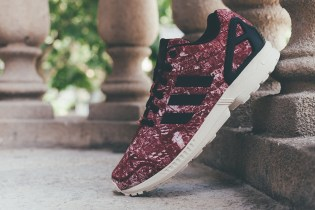 "adidas Originals ZX Flux ""Shanghai"""