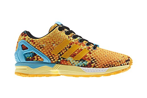 "adidas Orignials ZX Flux 2014 Summer ""Photo Print"" Pack"