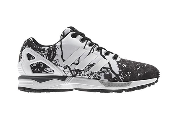 """adidas Orignials ZX Flux 2014 Summer """"Photo Print"""" Pack"""