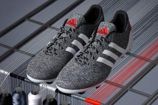 adidas Samba Primeknit Boot Black/White
