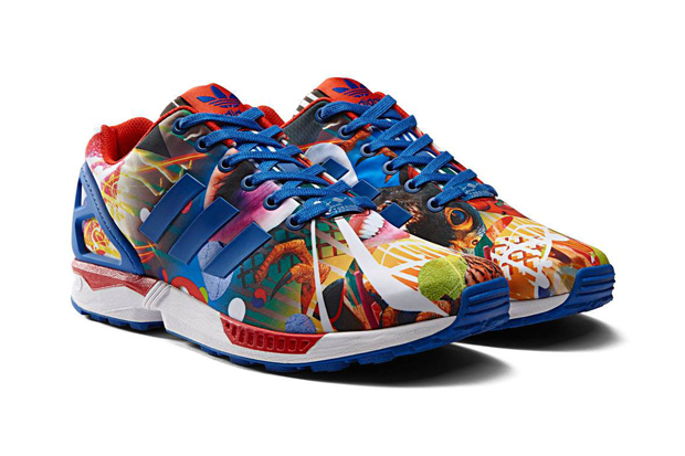 "adidas Originals ZX Flux ""Seoul"" Special Edition"