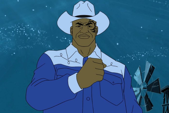 Adult Swim's 'Mike Tyson Mysteries' Series Trailer