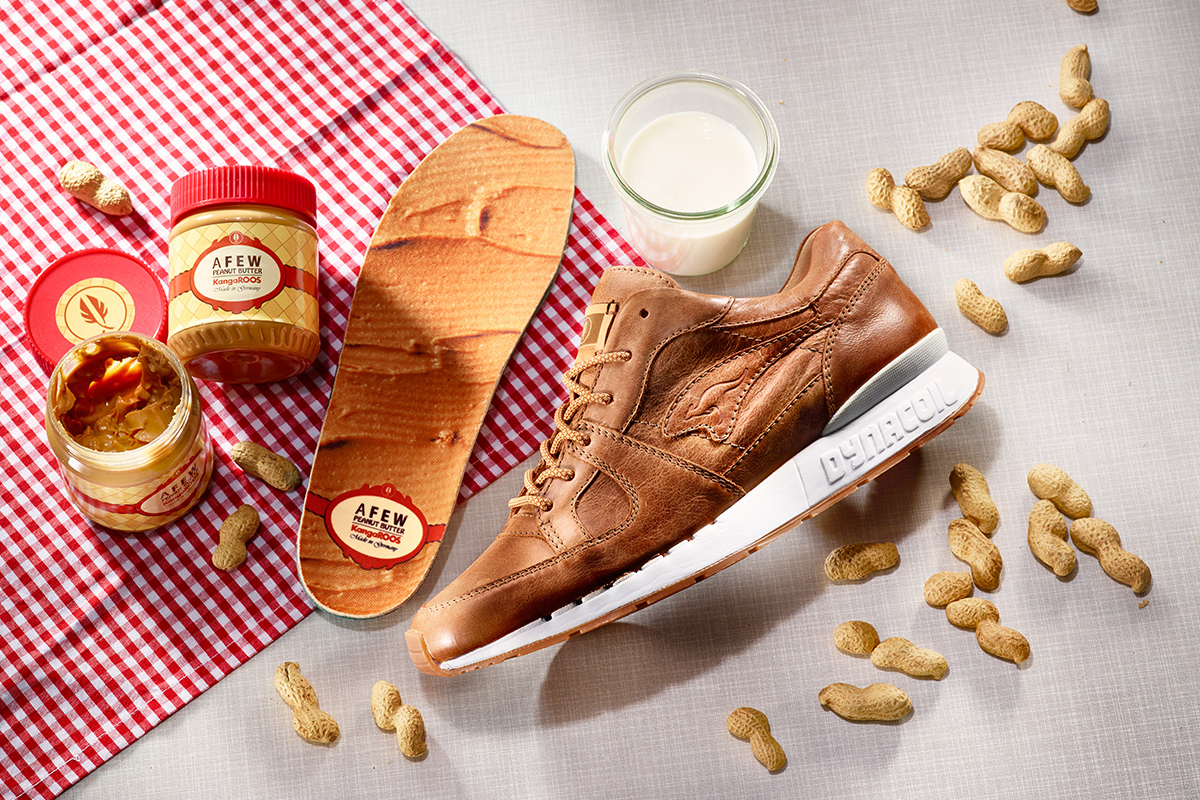afew x kangaroos coil r 1 peanut butter