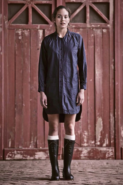 AIGLE x Nigel Cabourn 2014 Fall/Winter Collection
