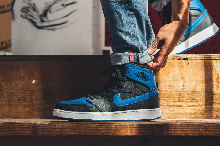 "Air Jordan 1 KO High ""Royal"""