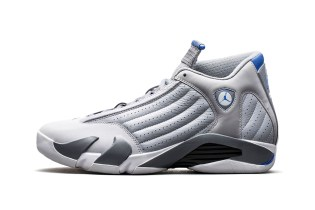 "Air Jordan 14 Retro ""Wolf Grey"""