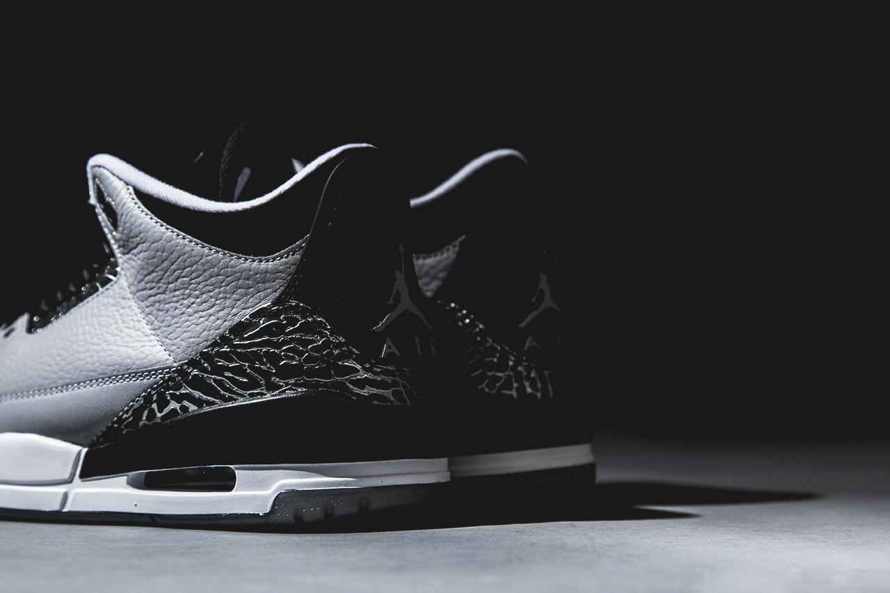 """Air Jordan 3 Retro """"Wolf Grey"""""""