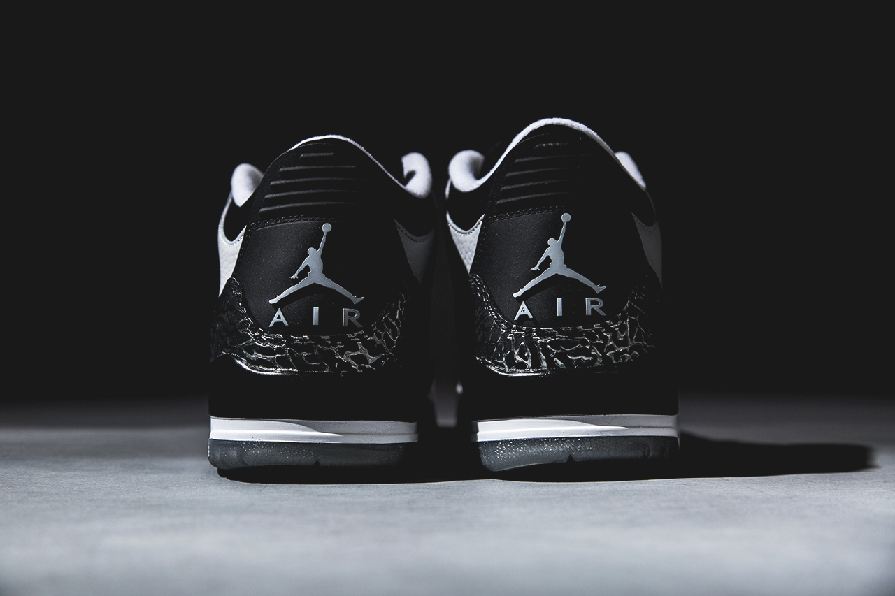 "Air Jordan 3 Retro ""Wolf Grey"""