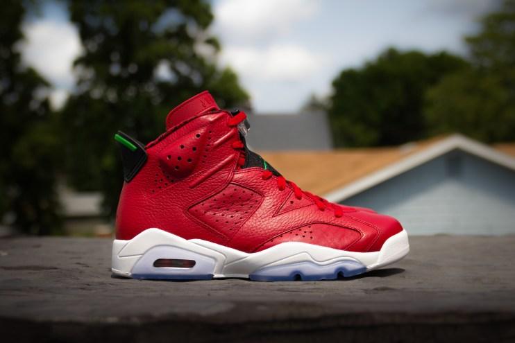 "Air Jordan 6 Retro ""Varsity Red"""