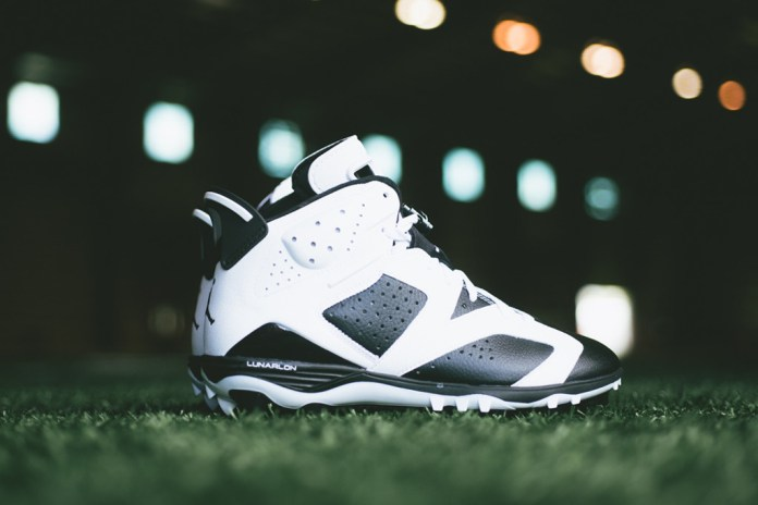 Air Jordan 6 Retro TD White/Black