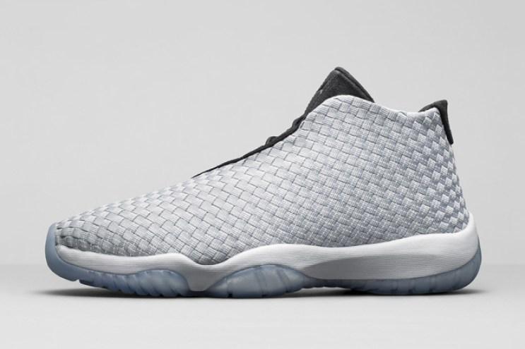 Air Jordan Future Premium 'Metallic Silver'