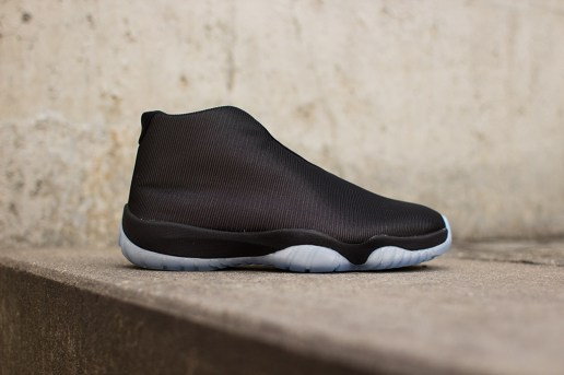 "Air Jordan Future ""Reflective Black"""