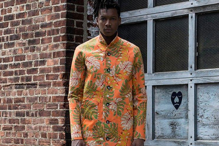Alder New York Spring/Summer 2015 Lookbook