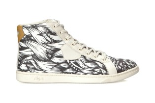 Alex et Marine x Aigle 2014 Fall Footwear Collection