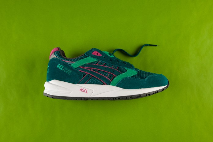 "ASICS Gel Saga ""Watermelon"""