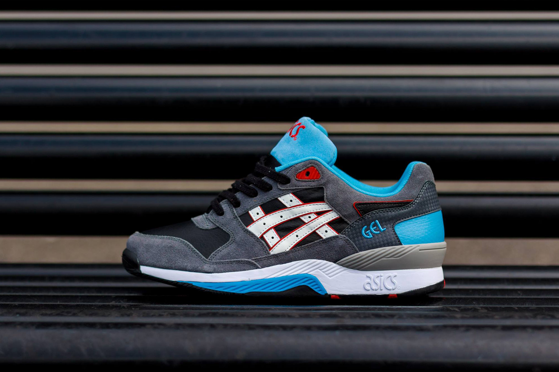 ASICS GT Quick Grey/Blue
