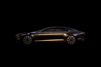 Aston Martin to Revive the Lagonda Marque with New Saloon
