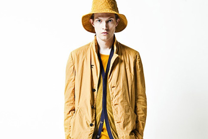 Attachment by Kazuyuki Kumagai 2015 Spring/Summer Lookbook