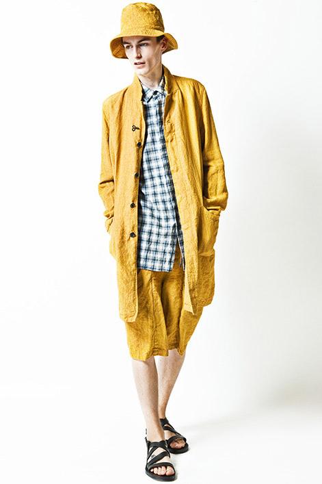 Attachment by Kazuyuki Kumagai 2015 Spring/Summer Lookbook