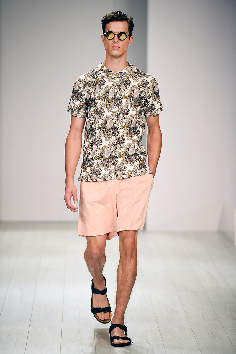 Barre Noire 2015 Spring/Summer Collection