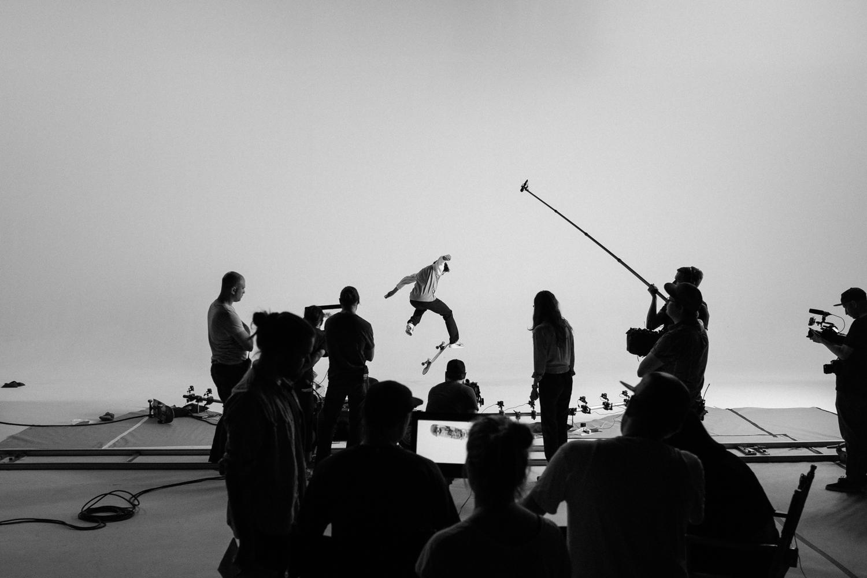 Behind the Scenes of the Nike SB 2014 Fall/Winter Lookbook
