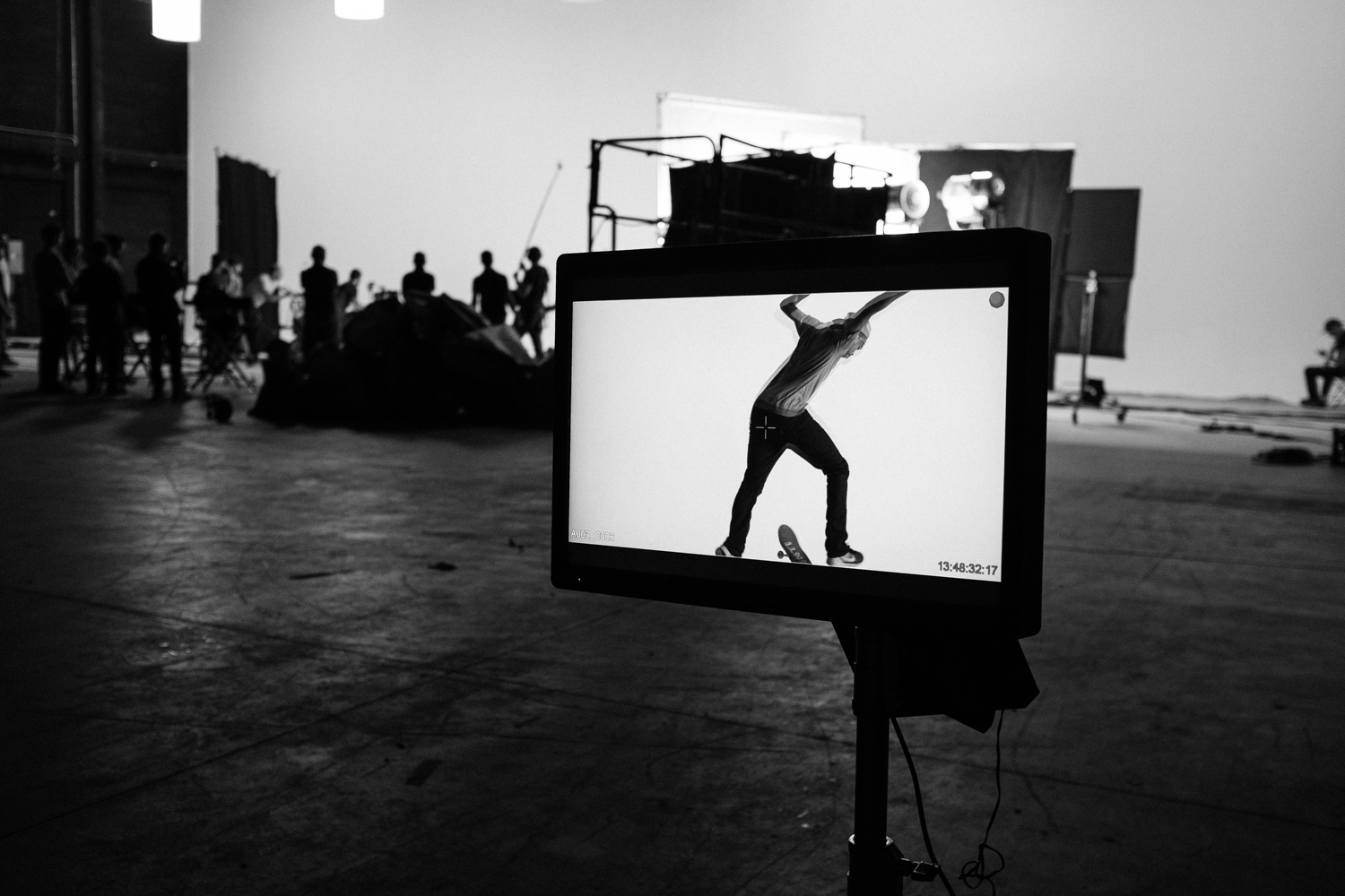 Behind the Scenes of the Nike SB 2014 Fall/Winter Lookbook