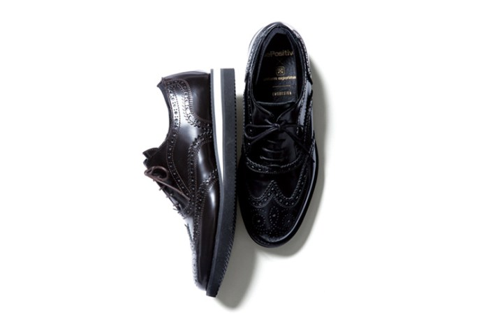 BePositive x uniform experiment Wingtip