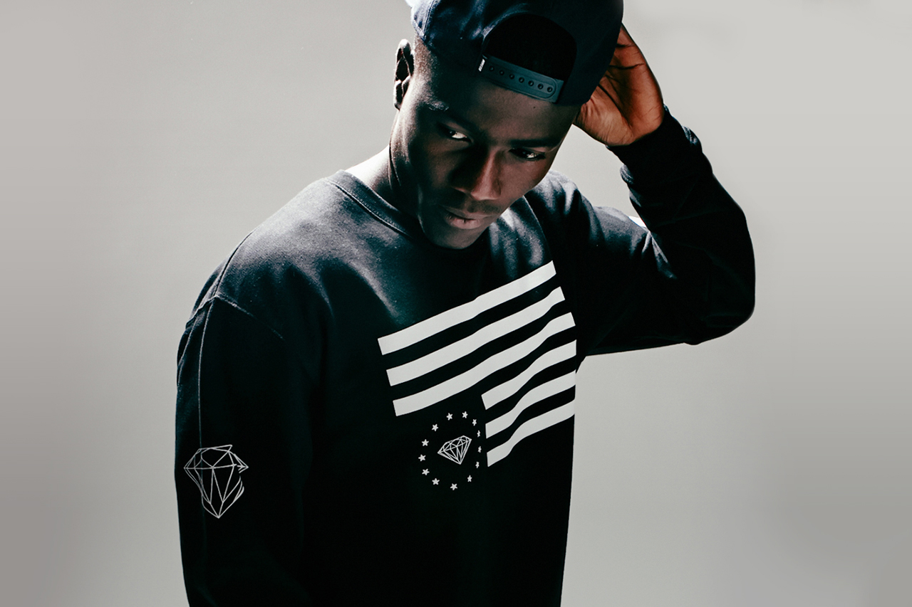 Black Scale x Diamond Supply Co. x PacSun 2014 Summer Lookbook