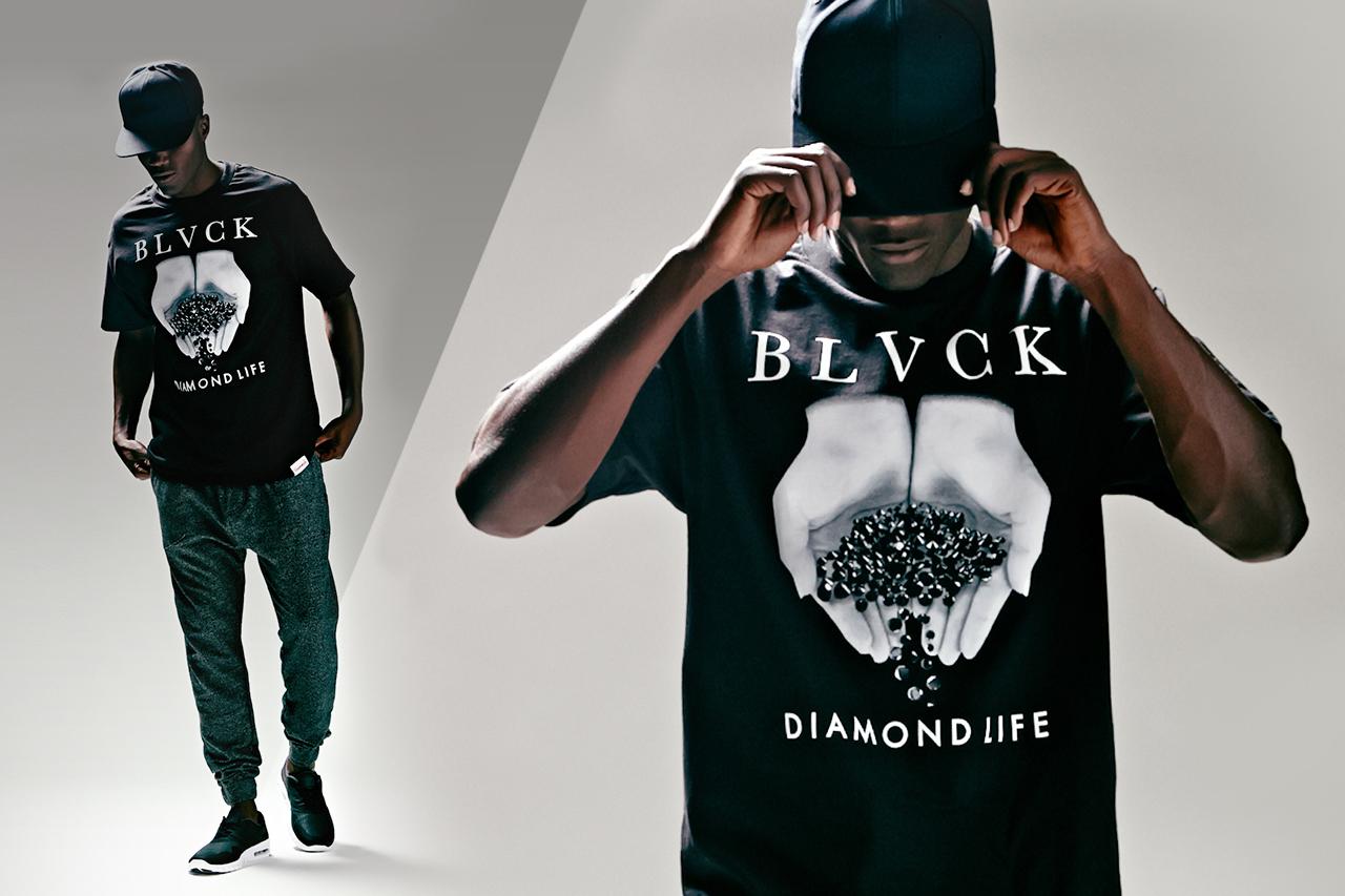 Black Scale x Diamond Supply Co. x PacSun 2014 Summer Lookbook