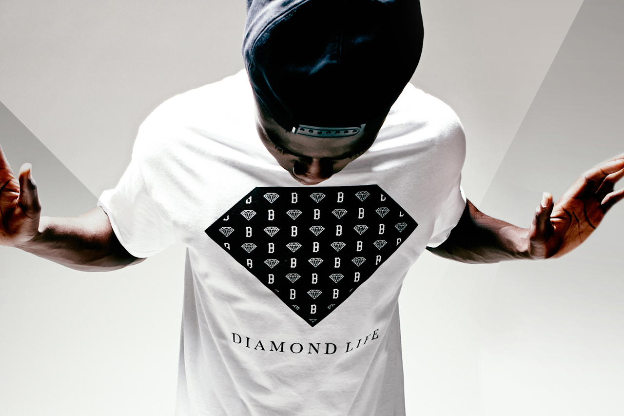 Black Scale X Diamond Supply Co X Pacsun 2014 Summer
