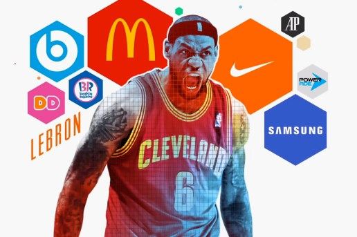 Bleacher Report Explores World of Athlete Sponsorships