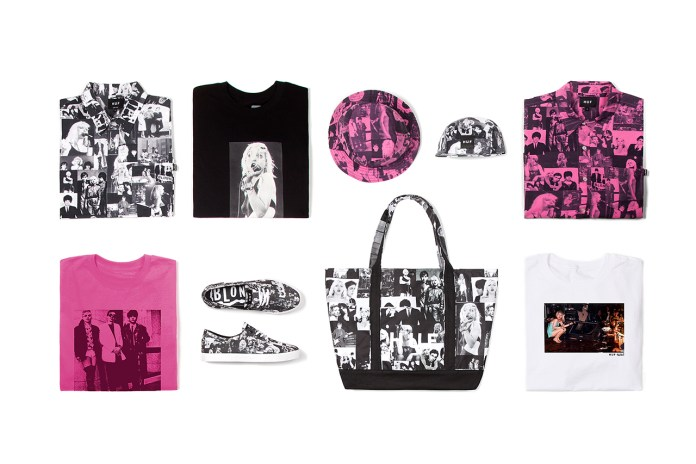 Blondie x HUF 2014 Fall Collection