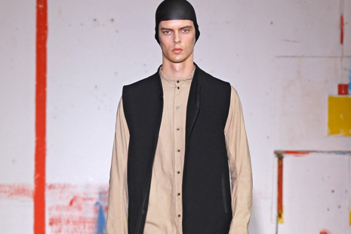Boris Bidjan Saberi 2015 Spring/Summer Collection