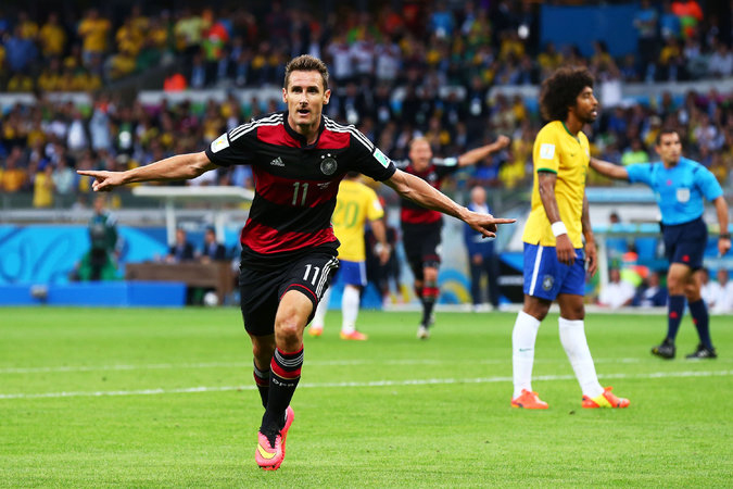 Brazil vs. Germany 2014 World Cup Semifinal Sets Twitter Record
