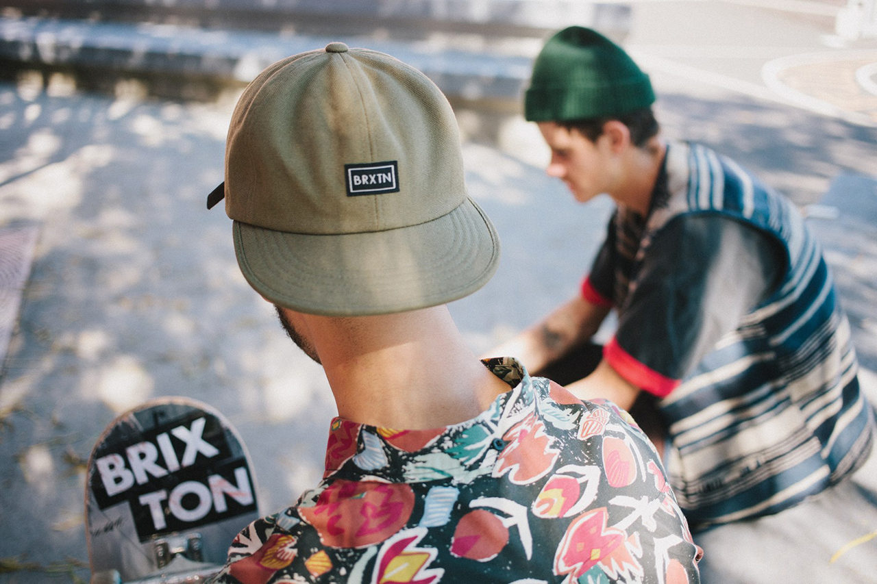 brixton 2014 fall lookbook