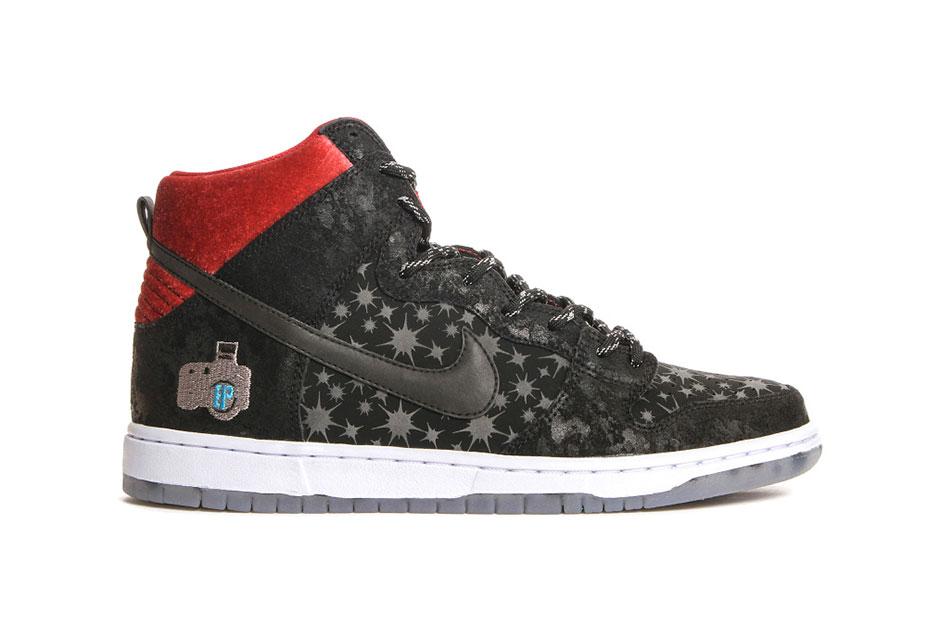 "Brooklyn Projects x Nike SB Dunk High ""Paparazzi"""