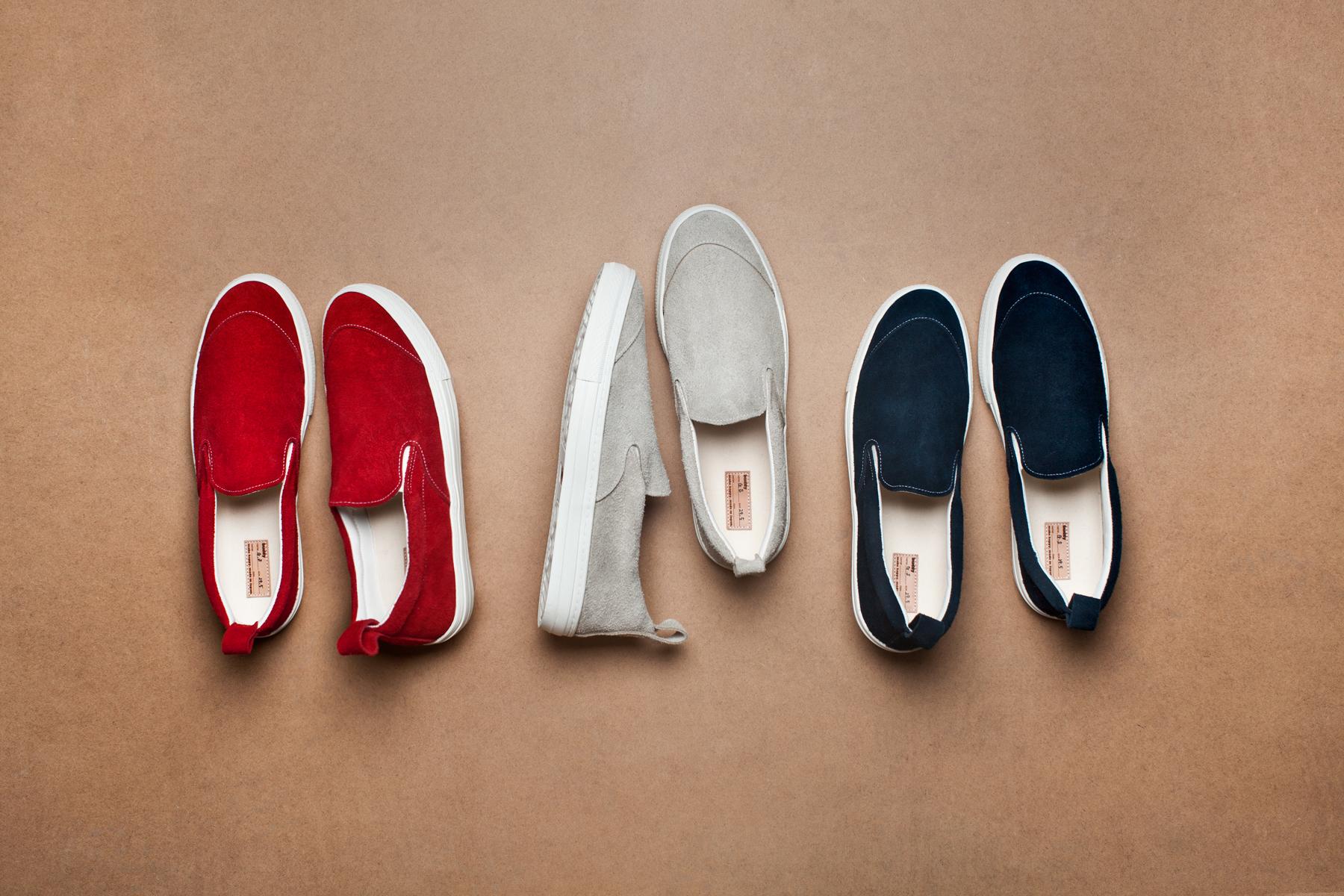 Buddy 2014 German Shepherd Slip-on Sneaker Collection