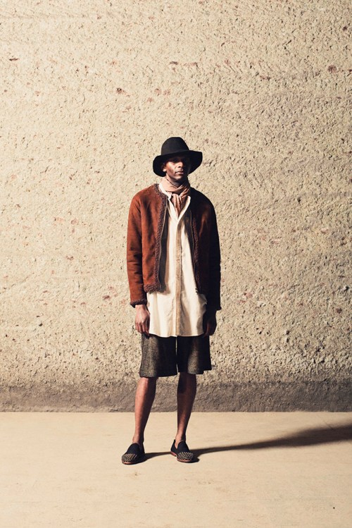 bukht 2014 Fall/Winter Collection