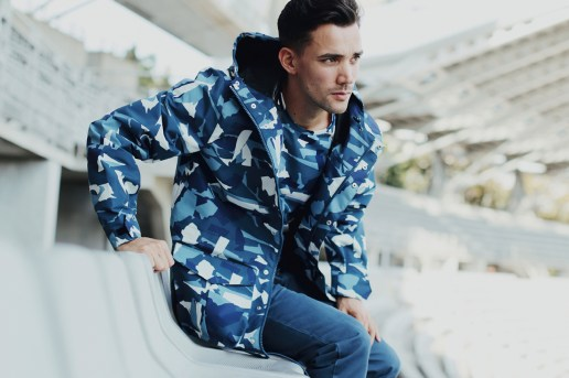 BWGH for PUMA 2014 Fall/Winter Collection