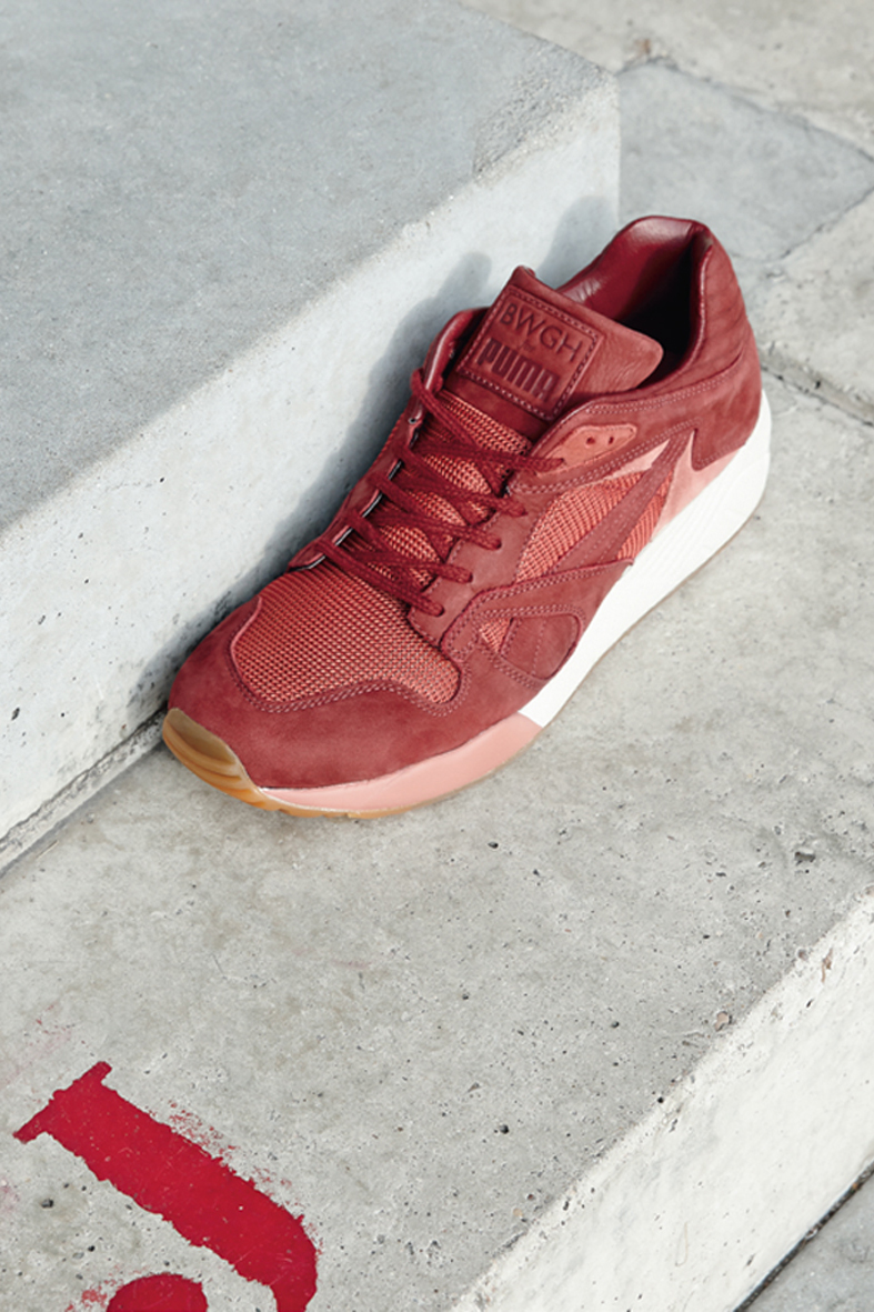 bwgh for puma 2014 fall winter collection