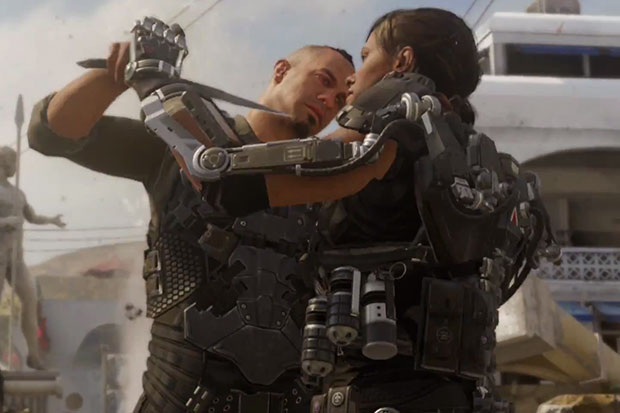 Call of Duty: Advanced Warfare Campaign Story Trailer