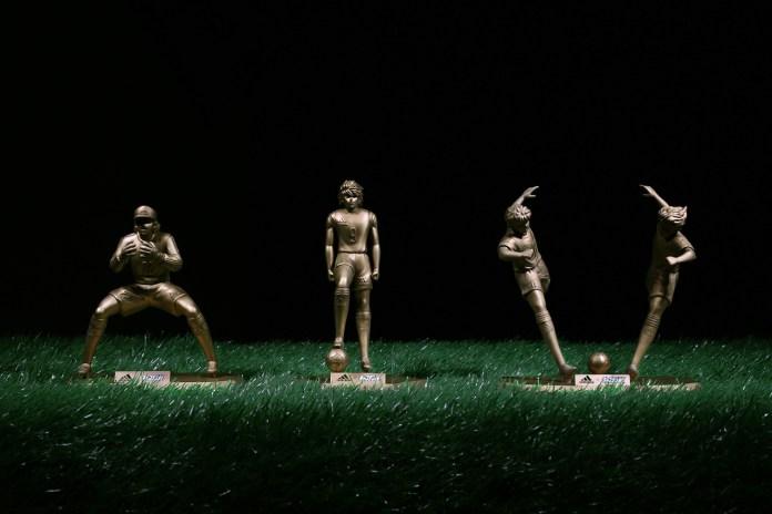 "Captain Tsubasa x adidas ""Battlefield"" Figures"