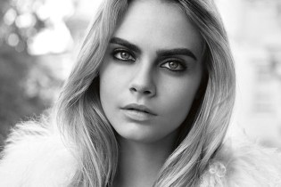 Cara Delevingne Stars in Topshop's 2014 Fall/Winter Campaign