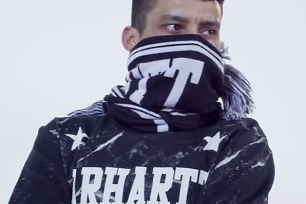Carhartt WIP 2014 Fall/Winter Video Lookbook