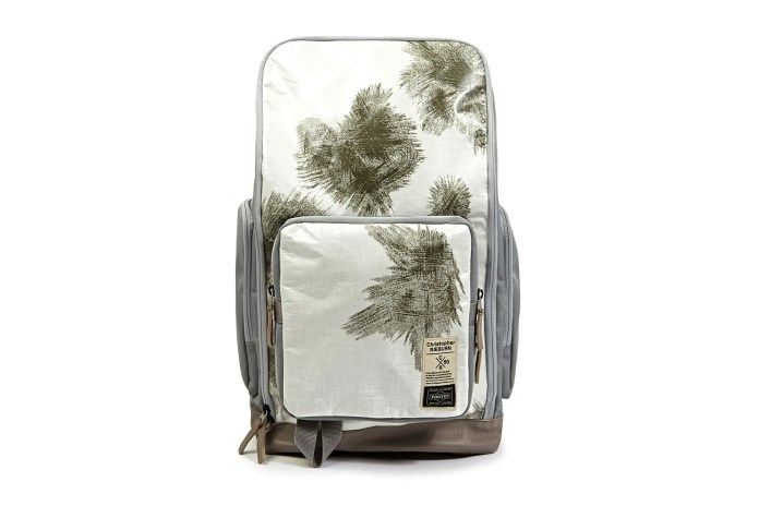 Christopher Raeburn x Porter 2014 Fall/Winter Remade Limited Edition Backpack